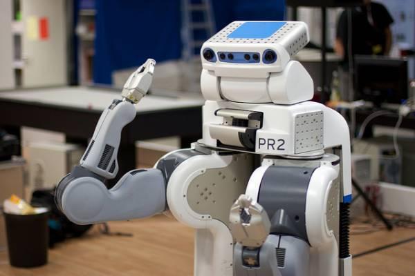 Il robot PR2