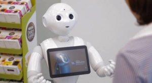Pepper: il robot socievole per la famiglia e non solo