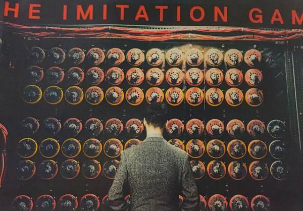 """Una scena del film """"The Imitation Game"""""""
