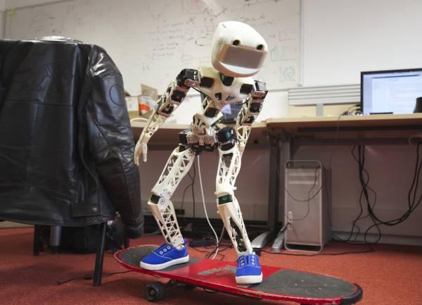 Il robot Poppy