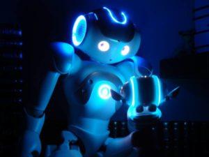 Il robot Nao ha mostrato un pizzico di consapevolezza