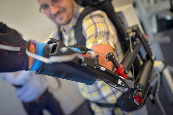 L'esoscheletro Robo-Mate