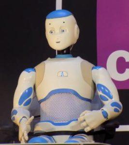 Romeo: il robot che assiste e fa compagnia