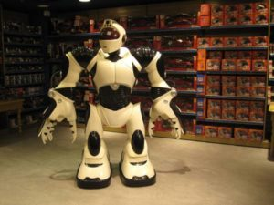 Preferiamo i robot con i nostri difetti se dovranno farci compagnia