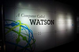 """Il computer Watson sta imparando a """"chattare"""" con le persone"""