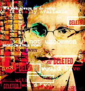 """Snowden: """"L'FBI non può arrestare un robot"""""""