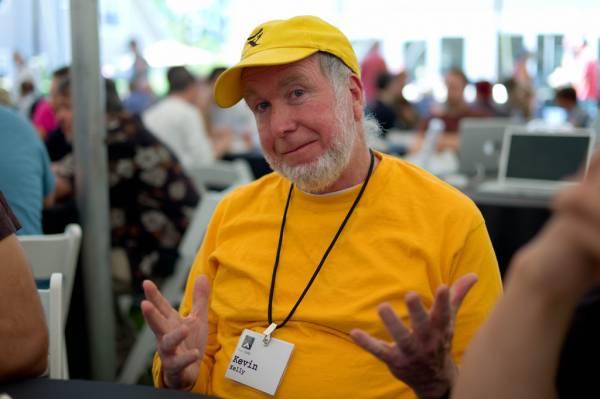 Kevin Kelly si è espresso sull'apprendimento sintetico