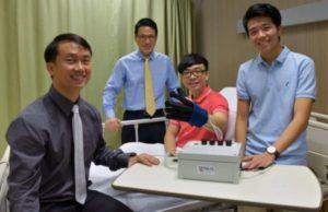 EsoGlove: un guanto robotico per recuperare i movimenti della mano