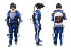 R70i: l'esoscheletro che ti fa percepire i problemi dell'invecchiamento