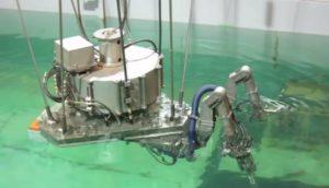 Toshiba ha presentato il robot che smantellerà l'impianto nucleare di Fukushima