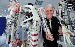 Alois Knoll e la situazione attuale della robotica