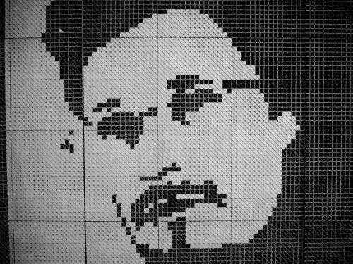 Un'immagine di Edward Snowden