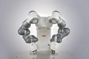 ABB vince il World Robotics Award 2016 con il robot YuMi