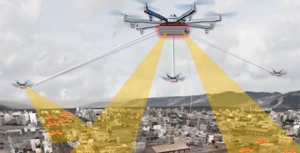 Aerial Dragnet: il programma di sorveglianza di droni ideato dalla DARPA