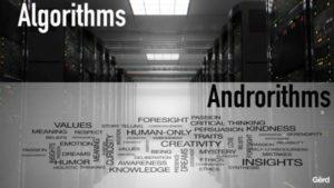 Androritmi: un neologismo del futurista Gerd Leonhard
