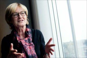 Mady Delvaux e il quadro giuridico per la robotica