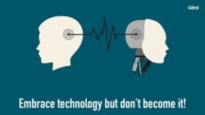 Gerd Leonhard: dobbiamo ripensare la relazione uomo-macchina