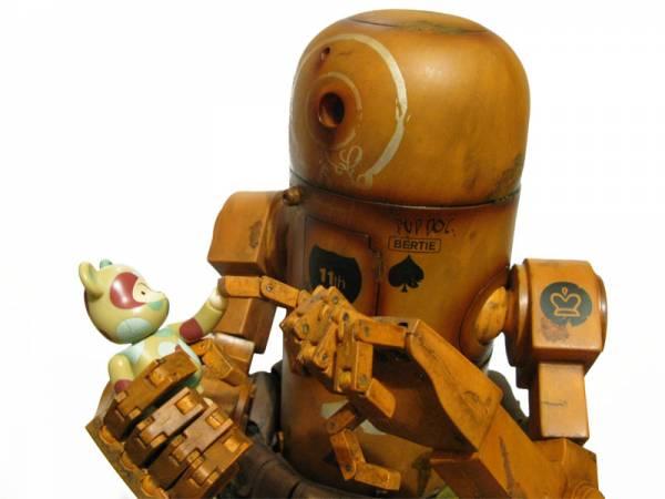 Bimbi robot