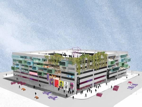 Un concept urbano di Kinder Baumgardner