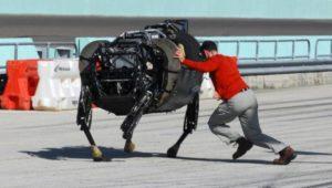 OFFSET: la DARPA vuole controllare grandi gruppi di robot