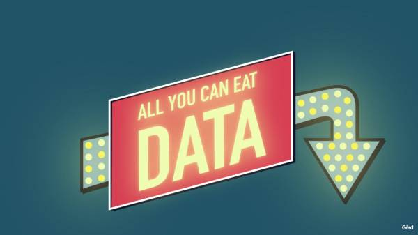 """All can you eat Data"""