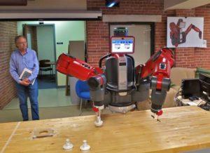 I robot sostituiranno attività lavorative, ma non così in fretta