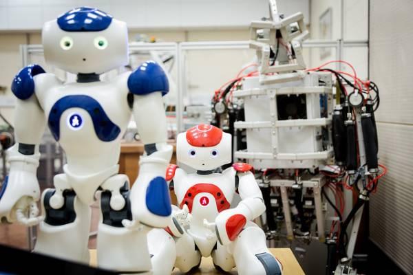 Robot sociali