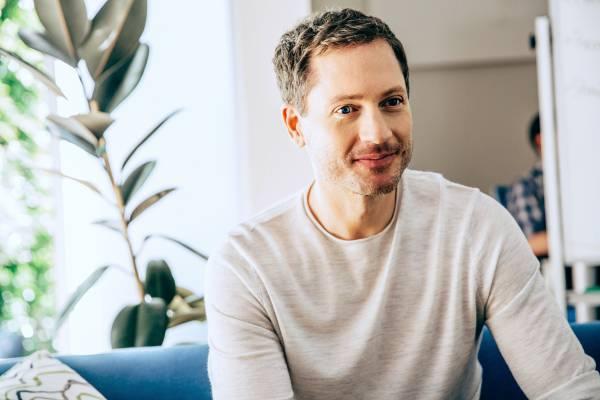 Bryan Johnson, fondatore e CEO di Kernel